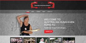 Australian Hung Kuen Kung Fu