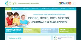 Queensland Children's Services Library