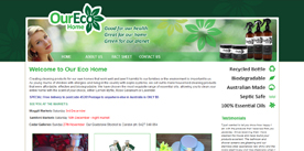 Our Eco Home