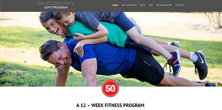 50Fit Program