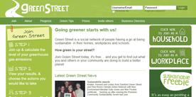 Green Street - social network