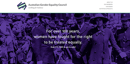 Australian Gender Equality Council