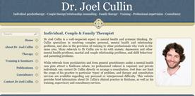 Dr Joel Cullin
