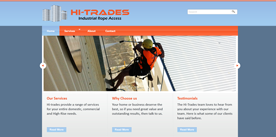 Industrial Rope Access - Hi-Trades