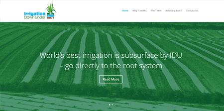 Irrigation Down Under
