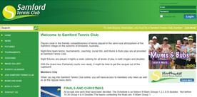 Samford Tennis Club