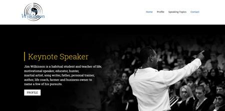 Sifu Jim Wilkinson - Keynote Speaker