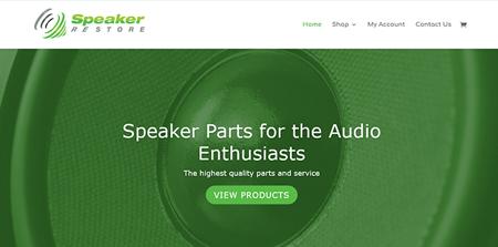 Speaker Restore