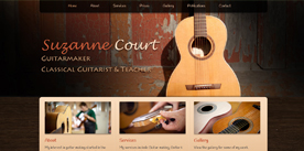 Suzanne Court - Guitarist